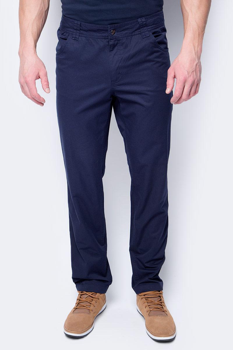 Брюки мужские Icepeak, цвет: темно-синий. 957067661IV_390. Размер 56
