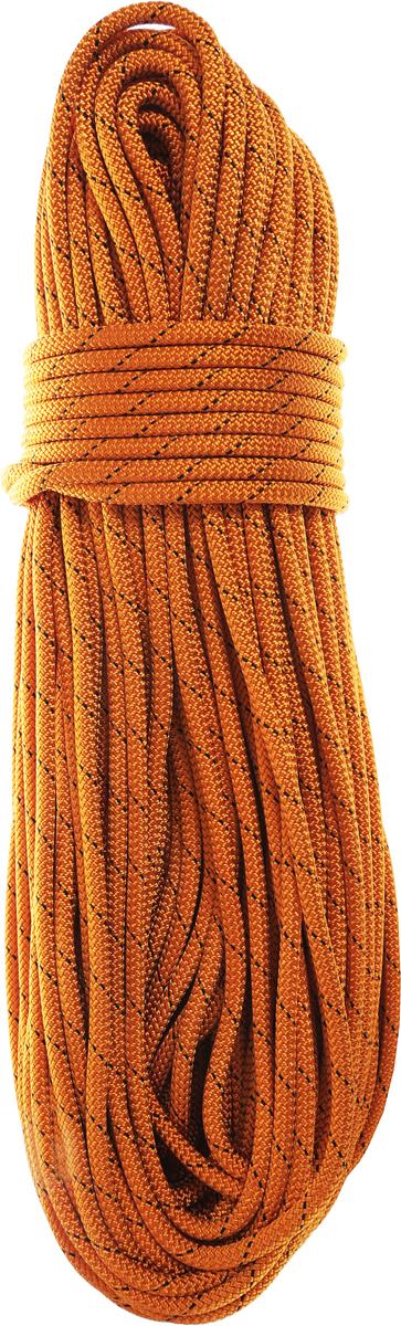 Веревка статическая Vento Static, цвет: желтый, диаметр 9 мм, длина 100 м
