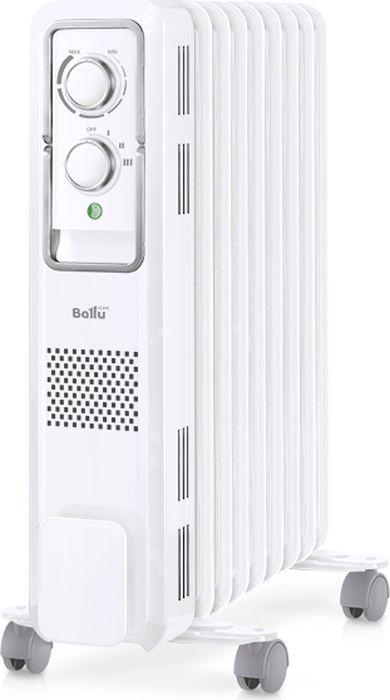 Ballu StyleBOH/ST-09W2000масляныйрадиаторНС-1100772Запатентованная форма перфорации -Увеличивающая срок службы прибораКонструкция ножек High Stability, исключающая возможность опрокидывания Термостат Opti-Heat Система защиты от перегрева Комплекс Easy moving для свободы перемещений