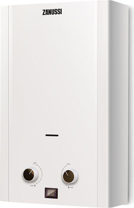 Модель с электронным розжигом. LCD дисплей с индикацией температуры нагрева воды. Дымоход европейского стандарта. Многоуровневая система безопасности. Гарантия 2 года.