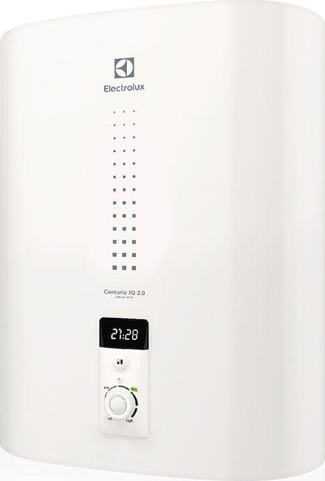 Electrolux EWH 30 Centurio IQ 2.0, White водонагреватель накопительныйНС-1131383Водонагреватель Electrolux EWH 30 Centurio IQ 2.0 оснащен внутренним баком из высококачественной нержавеющей стали, все швы которогосоединены методом автоматизированной аргонной сварки Auto Argon Welding, что обеспечивает высокую стойкость от коррозии. С помощьютаймера можно запрограммировать окончание работы техники. Горячая вода будет готова к определенному моменту, что гарантирует комфортиспользования.