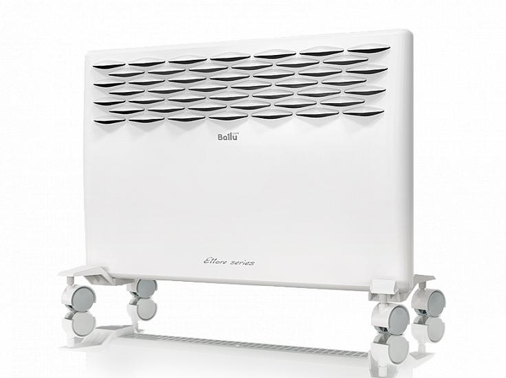 Ballu EttoreBEC/ETMR-2000 обогревательНС-1135152Конвектор электрический Ballu Ettore BEC/ETMR-2000 с механическим блоком управления, мощностью 2 кВтотлично справляется с обогревом помещений площадью до 25 м2. Нагревательный элемент Double G-Force иувеличенный воздухозаборник Intake помогают быстро, более интенсивно нагреть воздух до заданнойтемпературы и увеличивают срок службы оборудования. Способствует этому и инновационная системаHomogeneous flow, которая, помимо обогреваи равномерной конвекцией воздуха, ионизирует его. Выразительный индивидуальный стиль Монолитный нагревательный элемент нового поколения Double G-Force Датчик защиты от перегрева Покрытие задней крышки Anti Dirt Новая технология в креплении нагревательного элемента Thermoresist compact Брызгозащитное исполнение IP24