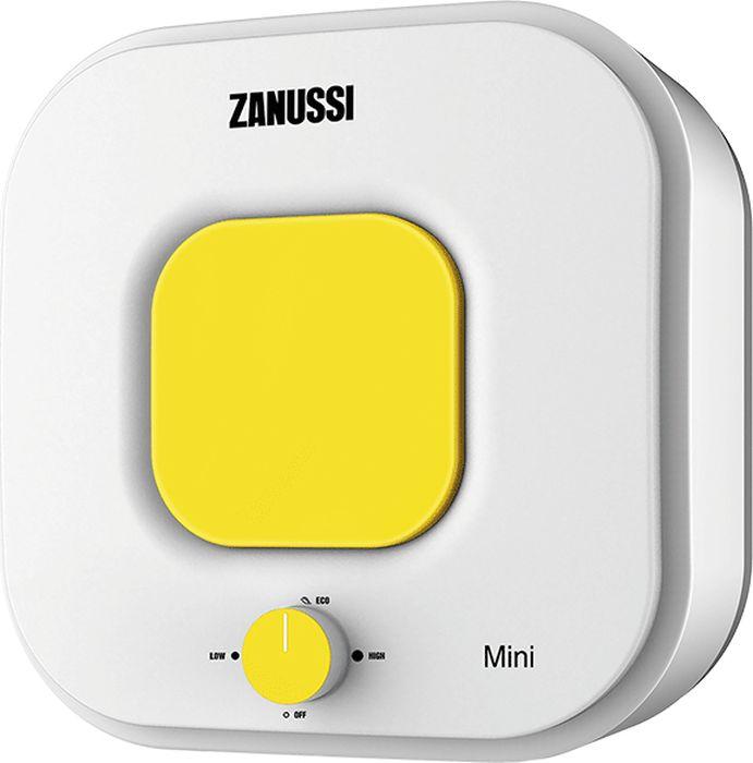 Zanussi ZWH/S15MiniO, White Yellow водонагреватель накопительный накопительный водонагреватель elsotherm av100t