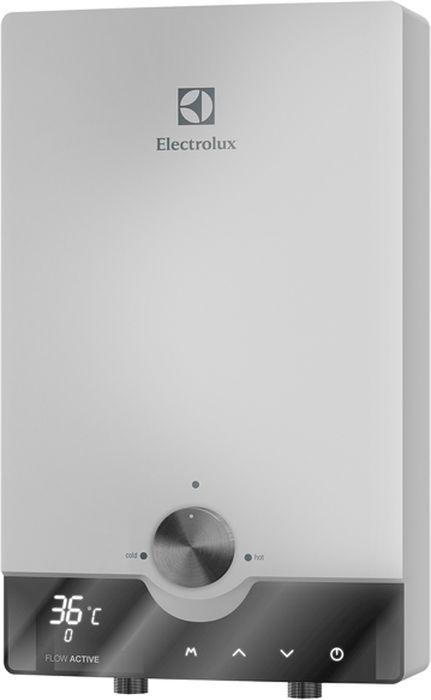 Electrolux NPX 8 Flow Active 2.0, White водонагреватель проточный электрический водонагреватель electrolux npx 8 flow active