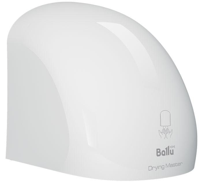 Ballu BAHD-2000DM сушилка для рук НС-1057881НС-1057881Идеальный угол обдува рук - 30° Активный инфракрасный сенсор Уникальное расположение сенсора обеспечивающее немедленную реакцию на поднесенные руки Прочный корпус из экологически чистого ABS-пластика, который не пожелтеет со временем В комплекте монтажный шаблон для быстрой установки Класс электрозащиты II – не требует заземления