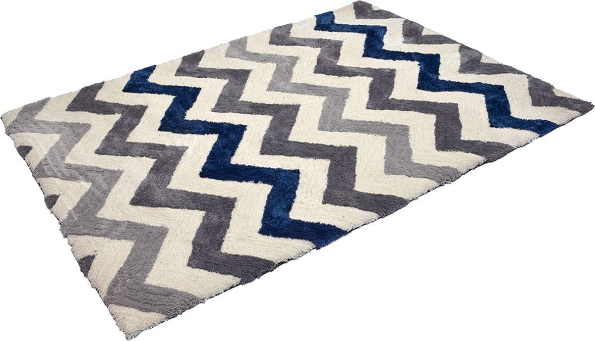 Ковер Vortex Kenya, прямоугольный, цвет: серый, 200 x 140 см22228Благодаря высокой износоустойчивости полиэстера ковер можно стелить не только в гостиной и спальне, но и в зонах с высокой проходимостью, например, в коридоре, прихожей и на лестнице. Устойчив к образованию пятен, цвет не выгорает под воздействием солнечных лучей, хорошо держит тепло, очень мягкий и приятный на ощупь. Нити разной высоты создают рельеф. Высота ворса 1,5-2см. Плотность ворса 1600 г/м2 .Материал: ворс: полиэстер, подложка: хлопок.