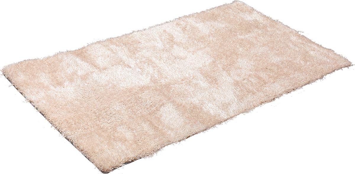Благодаря высокой износоустойчивости полиэстера ковер можно стелить не только в гостиной и спальне, но и в зонах с высокой проходимостью, например, в коридоре, прихожей и на лестнице. Устойчив к образованию пятен, цвет не выгорает под воздействием солнечных лучей, хорошо держит тепло, очень мягкий и приятный на ощупь. Высота ворса 2,5 см. Материал: ворс - полиэстер, подложка - хлопок.