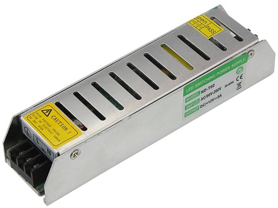 Источник питания можно использовать не только для LED продукции, но и для систем безопасности, видеонаблюдения и питания любых других низковольтных систем. Данная модель имеет мощность 80 Вт и разъемы под винт для подключения.
