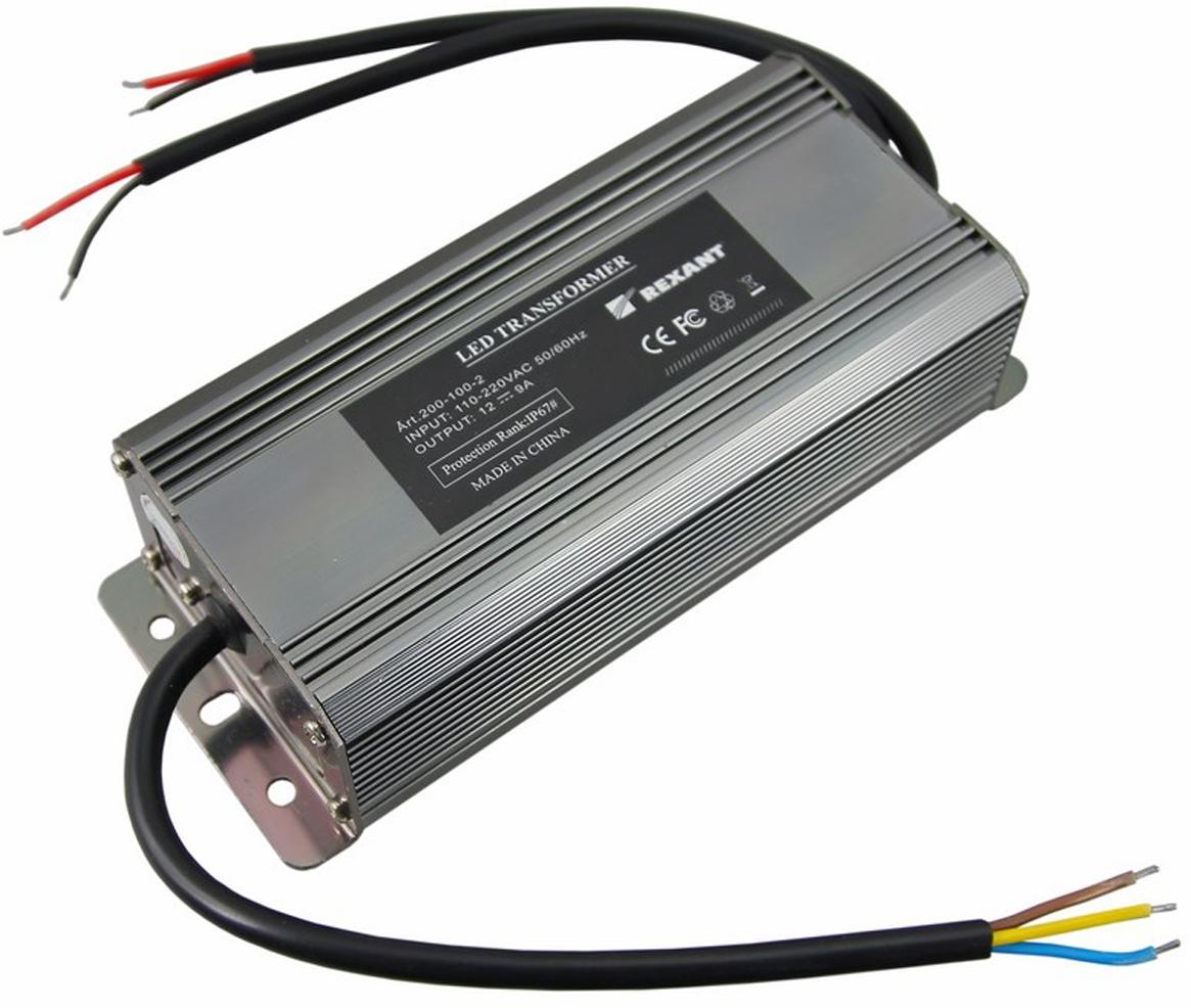Источник питания можно использовать не только для LED продукции, но и для систем безопасности, видеонаблюдения и питания любых других низковольтных систем. Данная модель имеет мощность 100 Вт и провода для подключения.  Габаритные размеры мм: 152 х 71 х 47 ( с ушками 174 х 71 х 47).