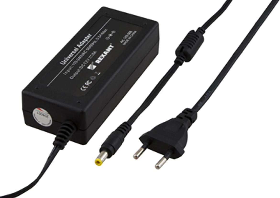 Источник питания 24В можно использовать не только для LED продукции, но и для систем безопасности, видеонаблюдения и питания любых других низковольтных систем. Данная модель имеет мощность 72 Вт и DC разъем 5,5 x 2,1 мм для подключения.