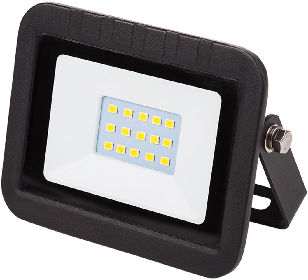 Прожектор уличный Lamper, светодиодный, белый свет, 10 Вт