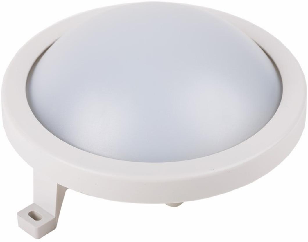 Недорогое решение для освещения лестничных клеток, межэтажного пространства, придомовой территории, технических помещений. Благодаря технологии LED значительно экономит потребляемую электроэнергию. Светильник имеет специальное крепление, которое позволяет легко его установить, не разбирая корпус.