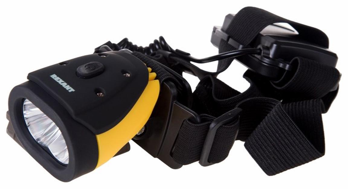 Фонарь налобный Rexant RX-02 фонари чингисхан фонарь налобный