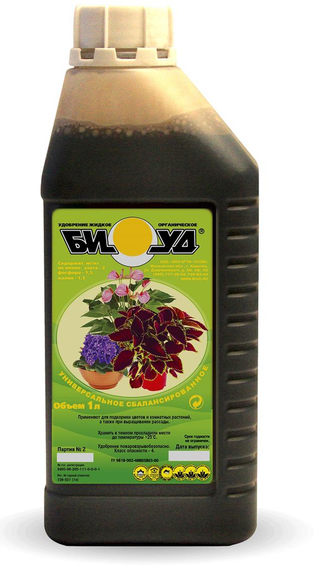 """Продукт получен методом анаэробной ферментации конского навоза в  термофильных условиях в биореакторах. Обладает специфической  микрофлорой, способной подавлять развитие патогенных микроорганизмов в  почве.  Жидкое органическое удобрение """"БИУД"""" является хорошо сбалансированным  по элементам питания и высокоэффективным по своему действию на  растения удобрением. Применяется для подкормки овощных, плодово- ягодных и декоративных культур. Удобрение используют на всех типах почв.   Благодаря отсутствию патогенной микрофлоры, семян сорняков и наличию  агрономически полезных микроорганизмов может применяться для  подкормки в закрытом грунте. Благодаря использованию жидкого  органического удобрения достигается высокая равномерность распределения  элементов питания в почве и быстрое усвоение их растениями, что  обеспечивает получение высокого урожая отличного качества.  Для проведения подкормки удобрение необходимо разбавить водой в  соотношении 1:10-1:20 (в зависимости от потребности культуры) и затем  перемешать. Подкормку осуществлять путем поверхностного полива почвы."""