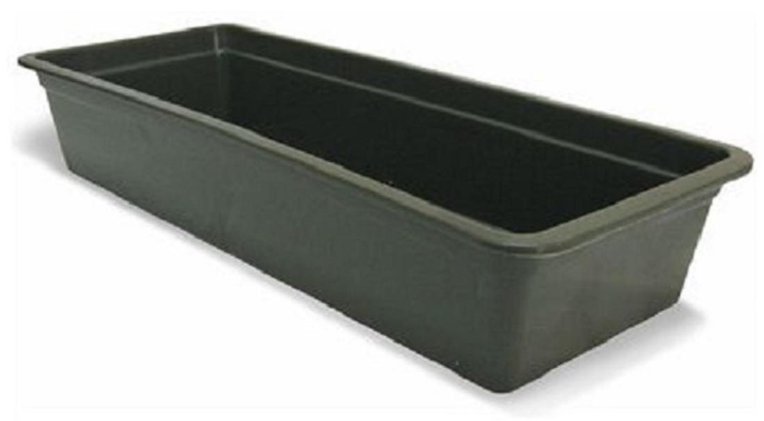 Ящик для выращивания рассады Урожай-3, 50 х 20 х 10 смБ00120Ящик предназначен для выращивания рассады