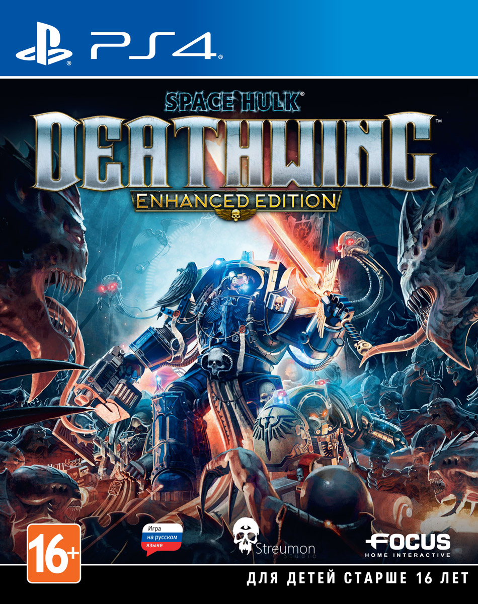 Zakazat.ru: Space Hulk Deathwing. Enhanced Edition (PS4)