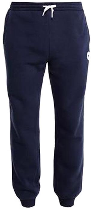 Купить Брюки спортивные мужские Converse Core Jogger, цвет: темно-синий. 10004631424. Размер S (46)