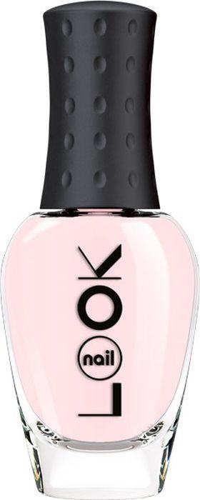 Фото NailLOOK Лак для ногтей Cream Line, нежно-розовый оттенок, 8,5 мл