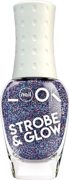 NailLOOK Лак для ногтей Trends Strobe & Glow, Euphoric Glow, 8,5 мл