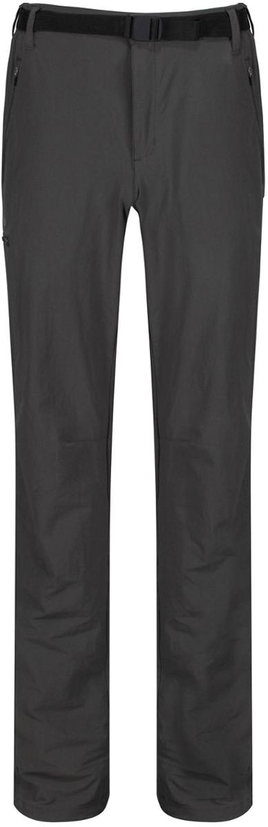 Брюки мужские Regatta Xert Str Trs II, цвет: серый. RMJ177-038. Размер 56 брюки мужские regatta xert str trs ii цвет черный rmj177 800 размер 56