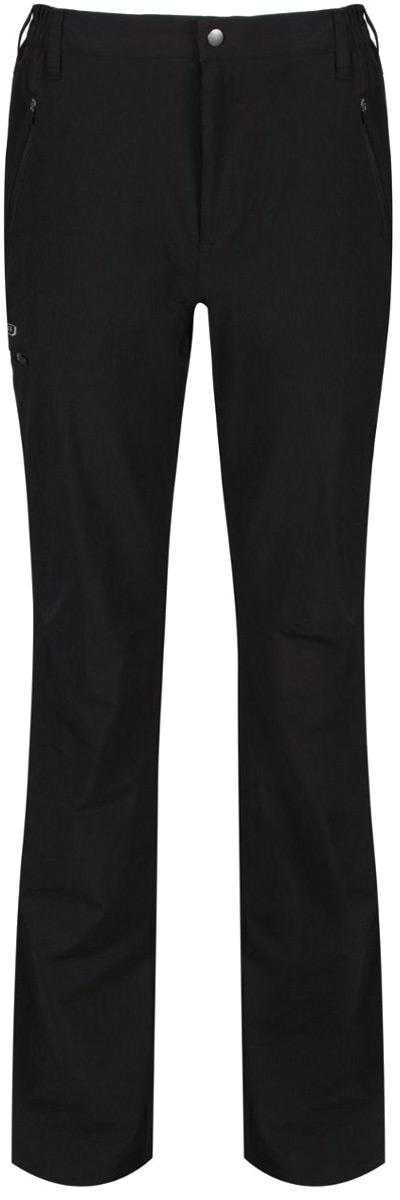 Брюки мужские Regatta Xert Str Trs II, цвет: черный. RMJ177-800. Размер 56 брюки мужские regatta xert str trs ii цвет черный rmj177 800 размер 56