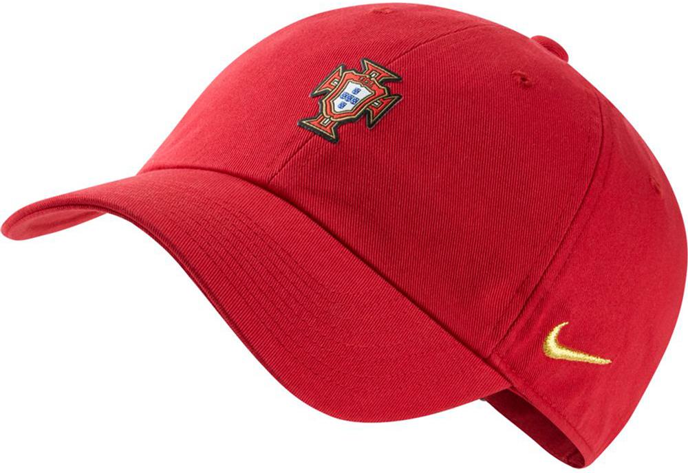Купить Бейсболка Nike FPF H86 Cap Core, цвет: красный. 898024-677. Размер универсальный
