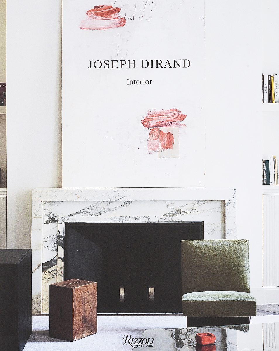 Joseph Dirand: Interior super weird heroes outrageous but real