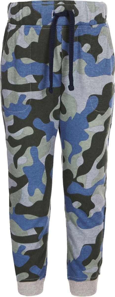 Брюки для мальчика Sela, цвет: серый меланж. Pk-715/478-8213. Размер 116, 6 лет носки для мальчика sela цвет серый меланж sob 7854 035 7101 размер 20 22