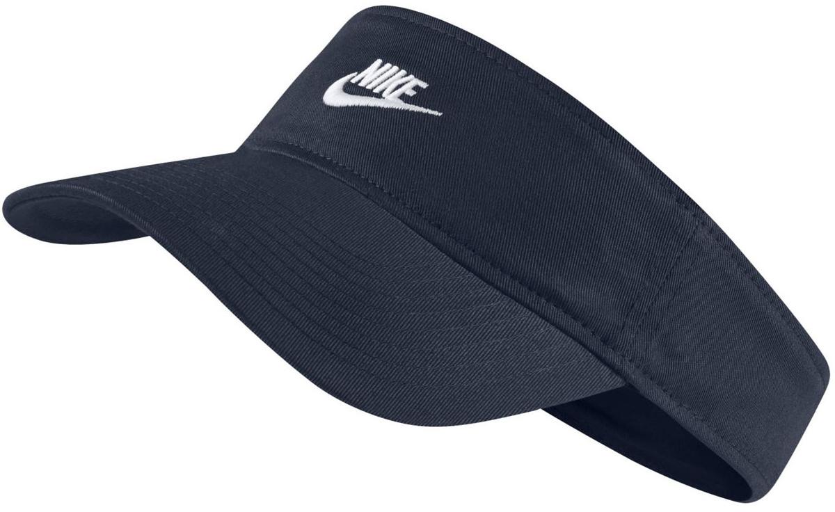 Козырек Nike Visor, цвет: синий. 919591-451. Размер универсальный919591-451