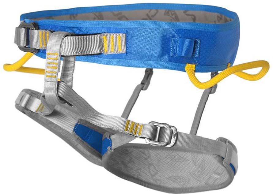 Система страховочная Mad Rock Kids Solar, цвет: голубой