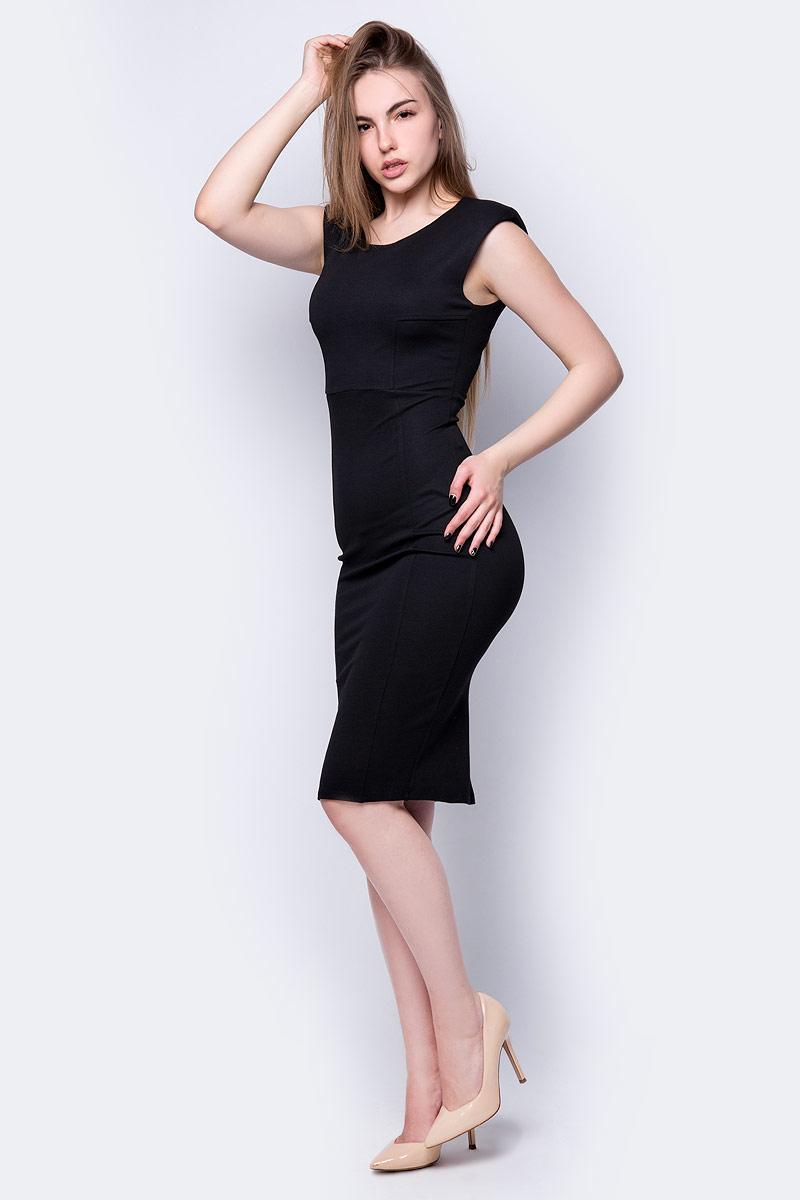 Купить Платье adL, цвет: черный. 12433475000_001. Размер XS (40/42)