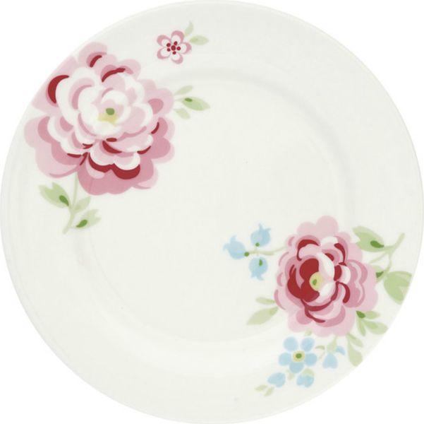 Тарелка Greengate Meryl, диаметр 20,5 смSTWPLAMER0106GreenGate- это широко известная во всем мире компания, которая с 2001 года производит потрясающую по красотеколлекционную посуду.