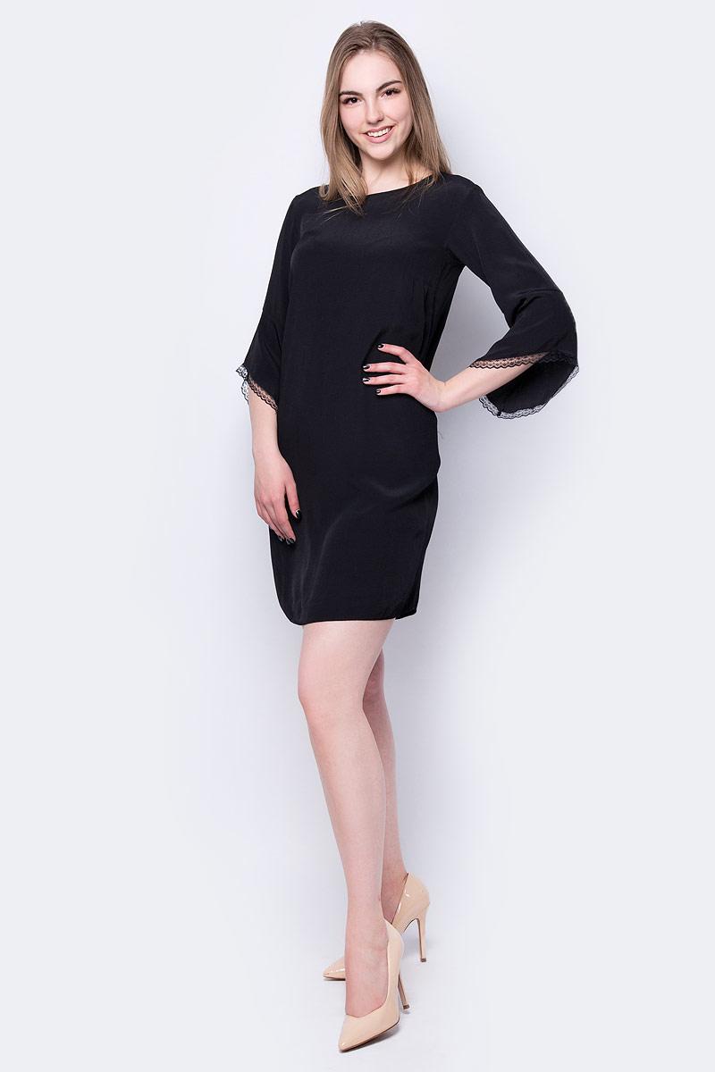 Купить Платье adL, цвет: черный. 12433465000_001. Размер XS (40/42)