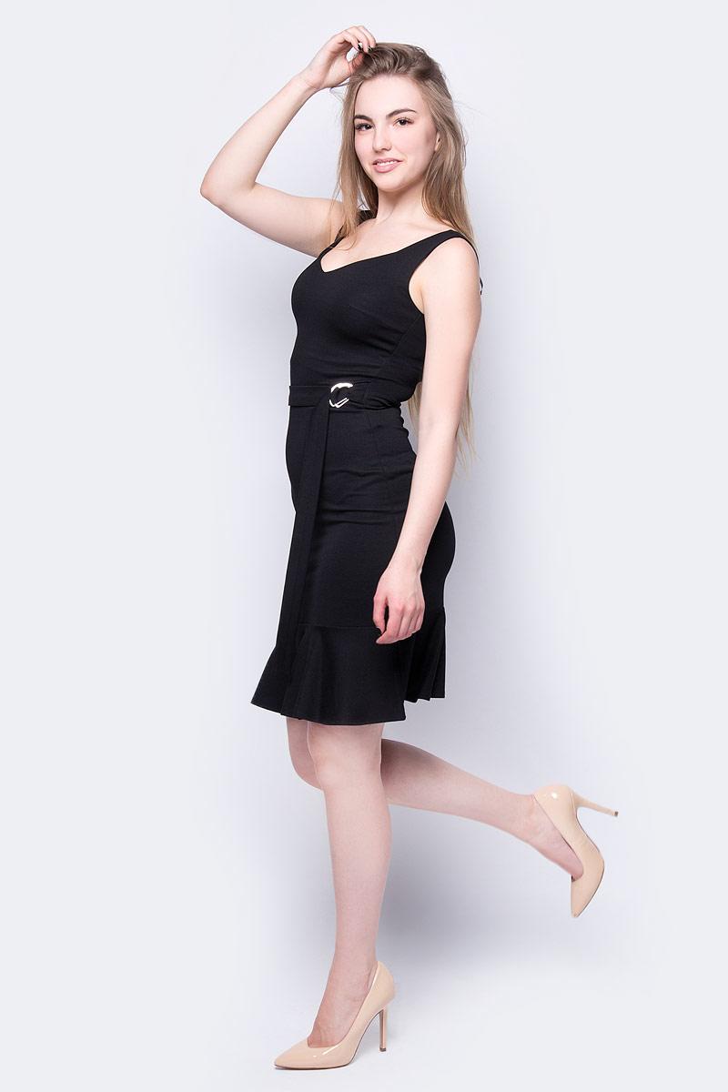 Платье adL, цвет: черный. 12433727000_001. Размер XS (40/42) платье adl adl ad005ewqdk48