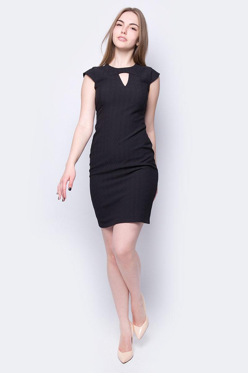 Купить Платье adL, цвет: черный. 12432195002_001. Размер XS (40/42)