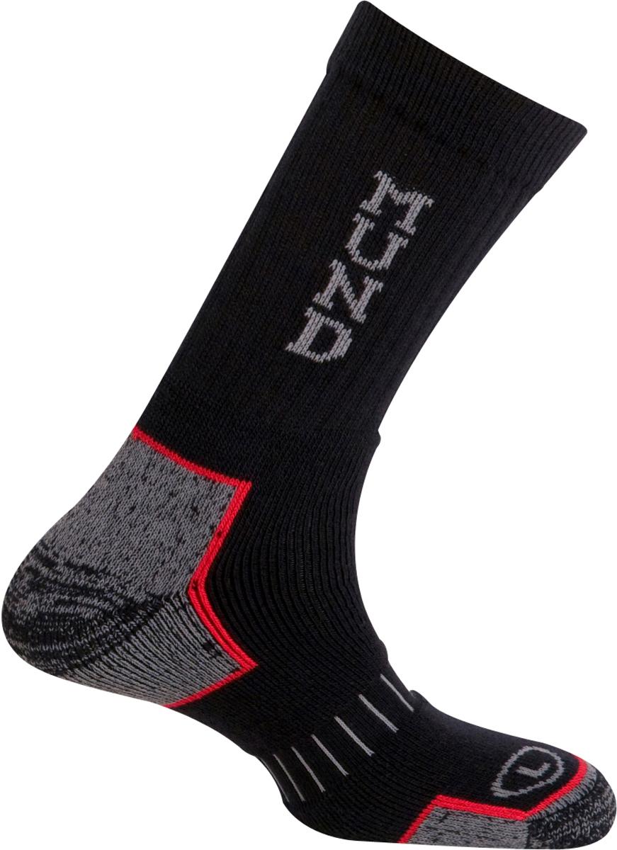 Носки Mund Polar Circle, цвет: черный. 431_12. Размер 46/49 mund носки 207 tesla
