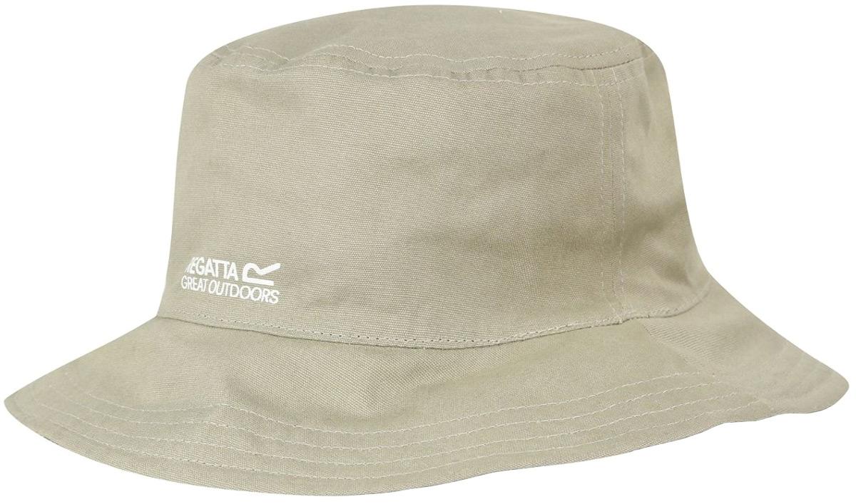 Панама двусторонняя Regatta Cagney Hat, цвет: зеленый, бежевый. RUC038-38K. Размер S/M (54/56) куртка утепленная regatta regatta re036ewwnb24
