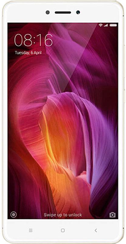 Xiaomi Redmi Note 4X 16GB, Gold