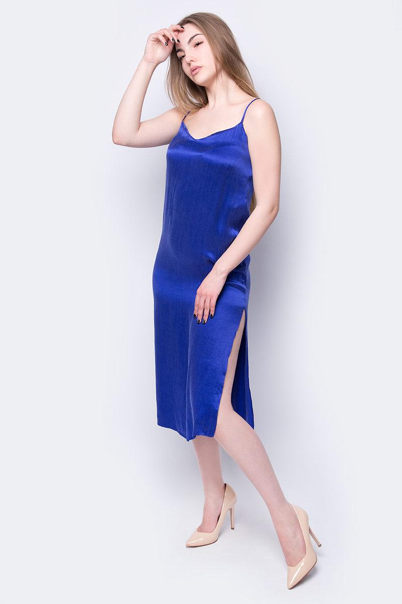 Платье adL, цвет: голубой. 12433855000_022. Размер XS (40/42) платье adl adl ad005ewqdk48