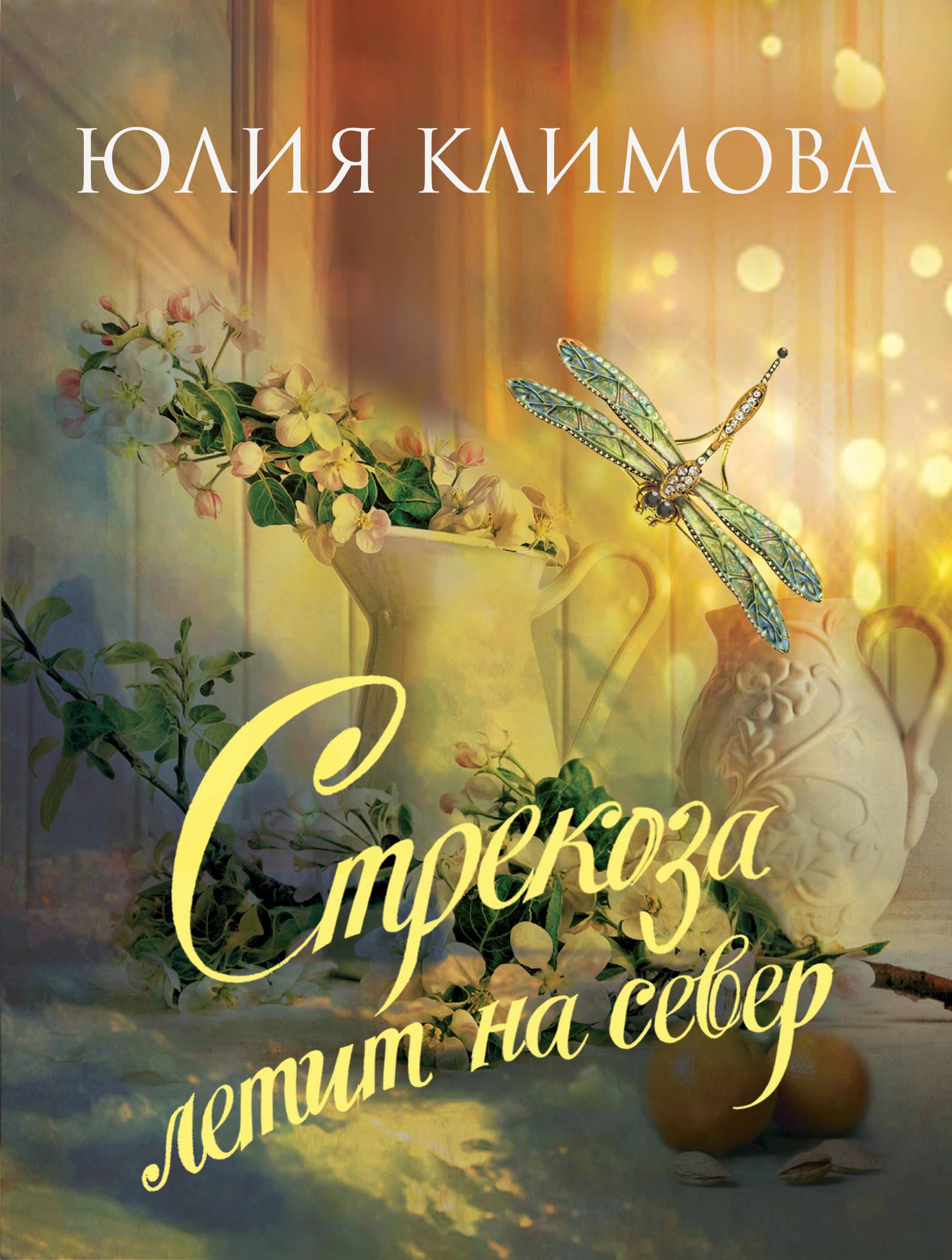Юлия Климова Стрекоза летит на север дом в деревне недорого липецкая область