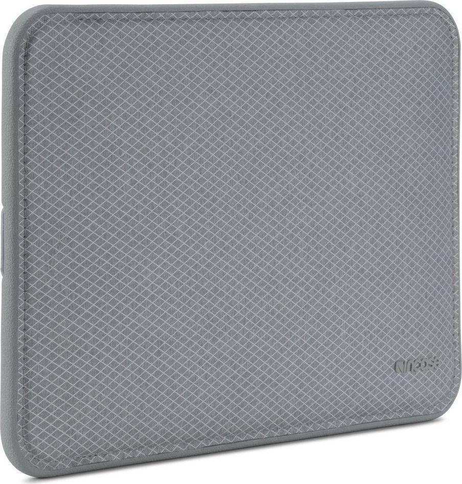 Incase Slim Sleeve with Diamond Ripstop чехол для Apple MacBook 12, Grey чехол incase classic sleeve для ноутбука apple macbook 11 дюймов материал неопрен цвет темно зеленый