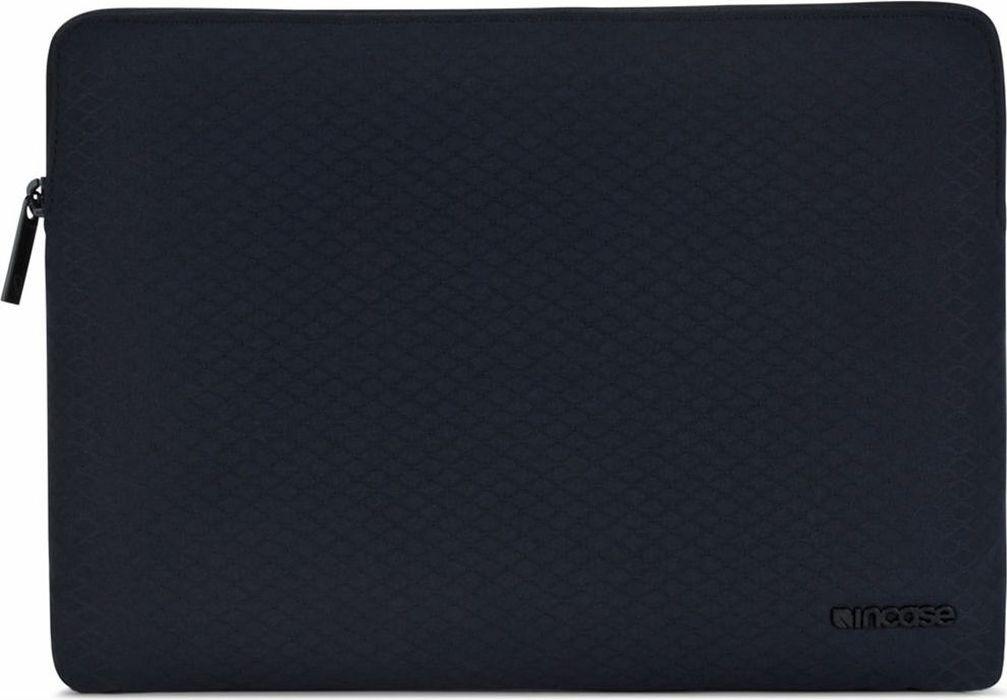 Incase Slim Sleeve with Diamond Ripstop чехол для Apple MacBook 12, Black incase neoprene classic sleeve чехол для apple macbook 15 orchid