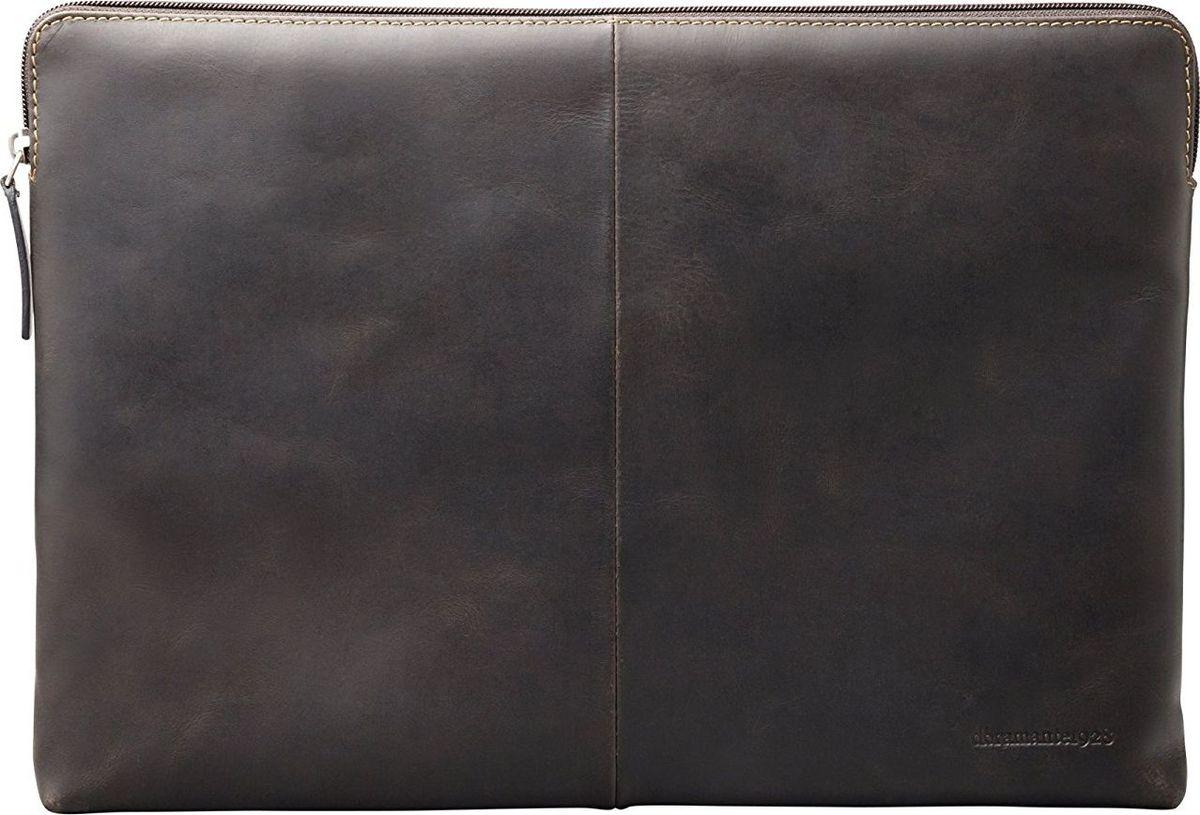 Dbramante1928 Skagen чехол для Apple MacBook 12, Dark BraunSK12DBB00791Чехол на молнии dbramante1928 Skagen для ноутбука Apple MacBook 12 . Материал натуральная кожа. Цвет темно-коричневый.