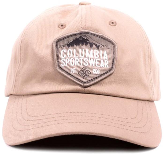 Купить Бейсболка Columbia ROC II Hat, цвет: бежевый. 1766611-265. Размер универсальный