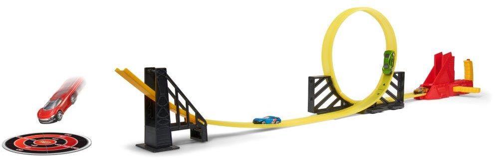 HTI Игрушечный трек Обжигающая скорость - Транспорт, машинки