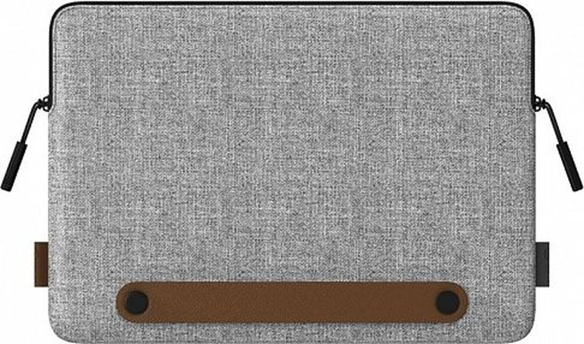 LAB.C Slim Fit чехол для ноутбука 13, Light GreyLABC-454-LGЧехол LAB.C Slim Fit для ноутбуков размером до 13 дюймов. Материал полиуретан. Цвет светло-серый.