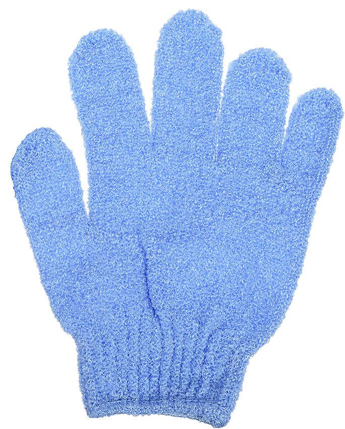Перчатка массажная The Body Time, цвет: синий, 17,5 х 12,5 см57201_синийМассажная перчатка The Body Time, выполненная из полиэстера, прекрасно массирует и очищает кожу, повышает ее тонус, улучшает циркуляцию крови и обмен веществ. Обладая эффектом скраба, перчатка мягко отшелушивает верхний слой эпидермиса, стимулируя рост новых молодых клеток, делая кожу здоровой и красивой. Перчатка используется для душа или для массажных процедур.