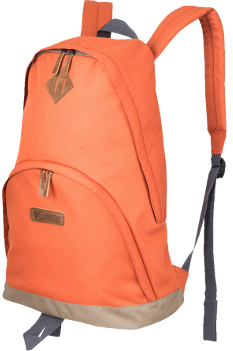 Рюкзак Columbia Classic Outdoor 20L Daypack Backpack, цвет: оранжевый, 20 л. 1719901-851 tundra outdoor portable folding waterproof nylon backpack for mountaineering camping orange 20l
