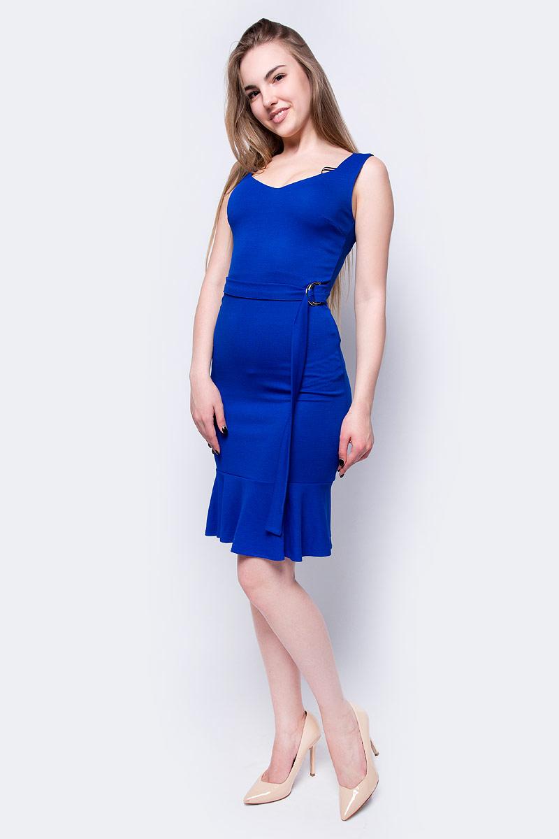 Платье adL, цвет: голубой. 12433727000_022. Размер XS (40/42)