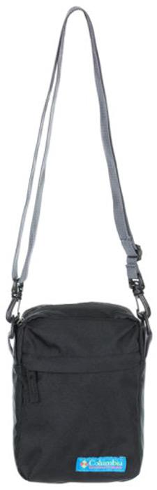 Сумка на плечо Columbia Urban Uplift Side Bag, цвет: черный, 2 л. 1724821-011